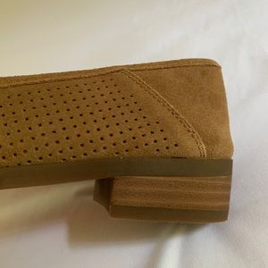 Lucky Brand Shoes - NWT Lucky Brand Suede Caylon Loafers